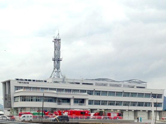 下関市消防局・中央消防署合同庁舎建設空調設備工事