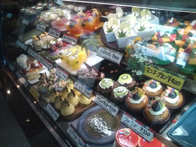 『でせえる三好』のケーキ