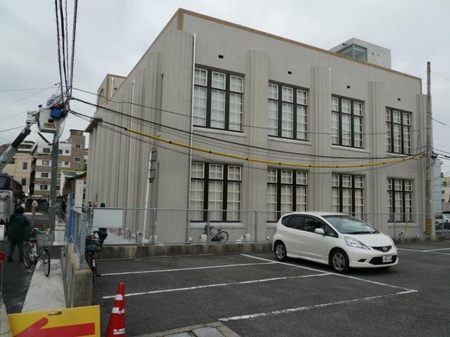田中絹代ぶんか館 記念式典