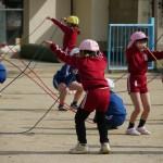 ロープ体操