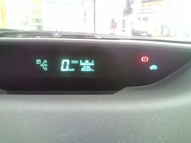 プリウス の 燃費 (平成22年6月度) 走行距離は868.8km