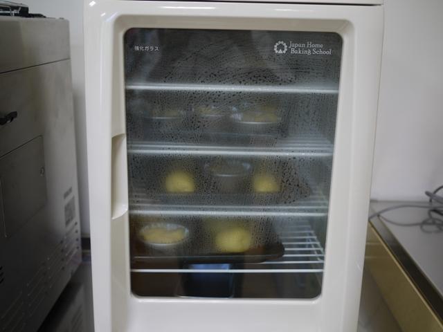 親子パン教室 発酵中パン