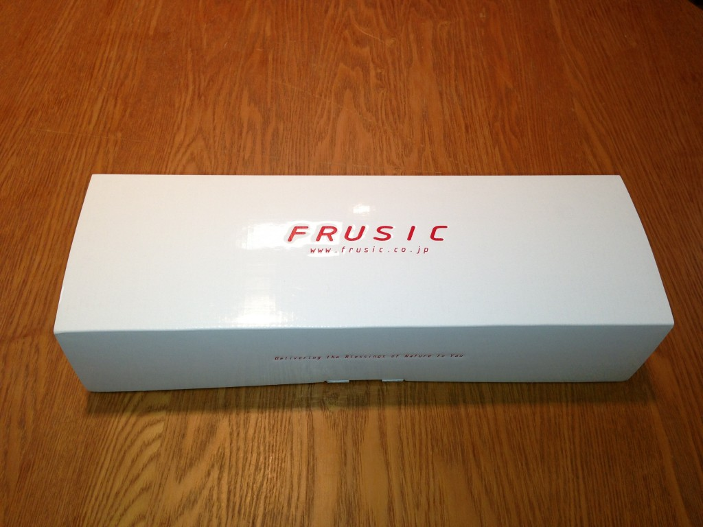 FRUSIC さんの 素敵なパッケージ
