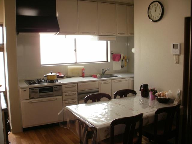 H邸 キッチン リフォーム